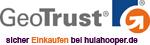 GEO Trust SSL-Zertifikat - Sicher einkaufen bei hulahooper.de