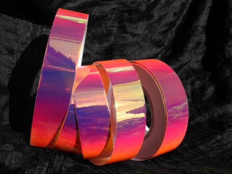 "Color Changing Tape ""Morphing Lava"""