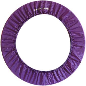 XXL HulaHoop-Tasche lila