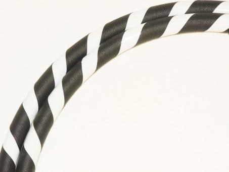 "Hula Hoop ""Black&White"" 90 cm"