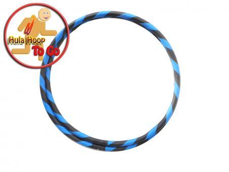 fitness hula hoop reifen supergrip blau 90cm ca 550g pro fortgeschritten im hoopshop online. Black Bedroom Furniture Sets. Home Design Ideas