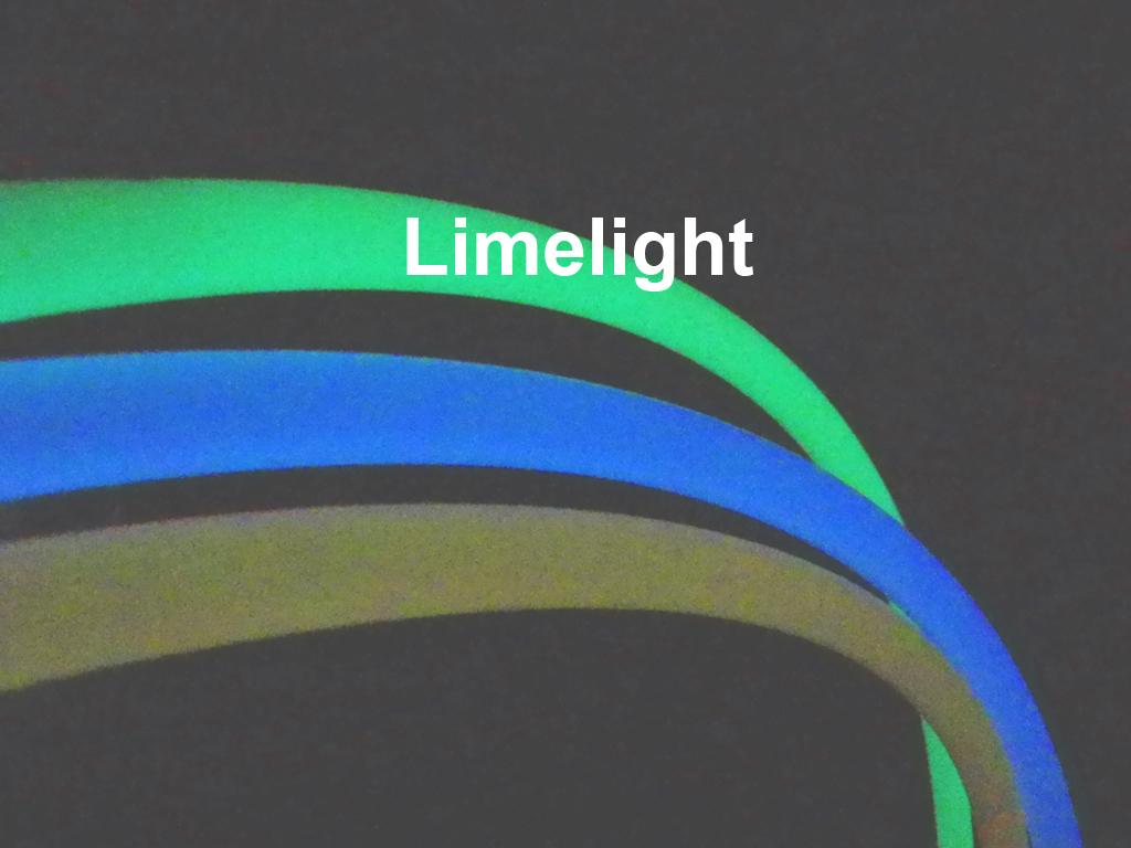 polypro hula hoop uv night glow limelight im hoopshop. Black Bedroom Furniture Sets. Home Design Ideas
